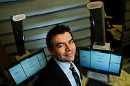 Ruben Garcia is founder and CEO of Innovative Exams. The technology firm offering client's high stakes testing via a series of custom-designed computer consoles, ensuring test-takers security and identity confirmation.