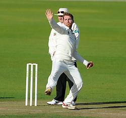 Tom Smith of Gloucestershire - Mandatory byline: Dougie Allward/JMP - 07966386802 - 22/09/2015 - Cricket - County Ground -Bristol,England - Gloucestershire CCC v Glamorgan CCC - LV=County Championship