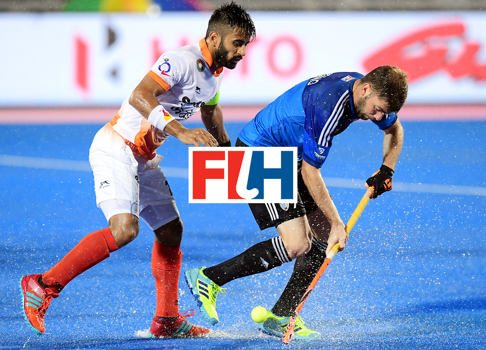 Odisha Men's Hockey World League Final Bhubaneswar 2017<br /> Match id:19<br /> India v Argentina<br /> Foto: Alan Andino (Arg) <br /> COPYRIGHT WORLDSPORTPICS FRANK UIJLENBROEK