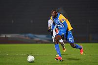 Ibrahima SECK - 23.01.2015 - Creteil / Laval - 21eme journee de Ligue 2<br /> Photo : Dave Winter / Icon Sport