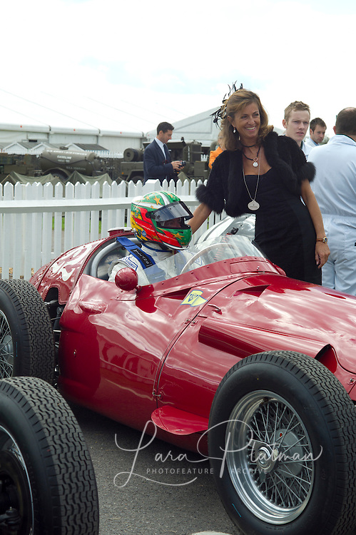 General Scenes from Goodwood Revival 2010