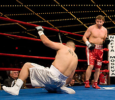 March 10, 2007: Sultan Ibragimov vs Javier Mora