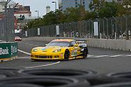 #3 Corvette Racing Chevrolet Corvette C6 ZR1: Olivier Beretta, Tom Milner