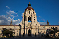 City Hall / Garfield Ave., Pasadena, California
