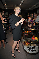 EDITH BOWMAN at the BAFTA Nominees party 2011 held at Asprey, 167 New Bond Street, London on 12th February 2011.