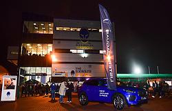 E-PACE - Mandatory by-line: Alex Davidson/JMP - 22/12/2017 - RUGBY - Sixways Stadium - Worcester, England - Worcester Warriors v London Irish - Aviva Premiership