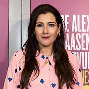 NLD/Amsterdam/20191007 - Premiere van De Alex Klaasen Revue - Showponies 2, Tina de Bruin