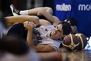 Biella, 15/12/2012<br /> Basket, All Star Game 2012<br /> Allenamento Nazionale Italiana Maschile <br /> Nella foto: achille polonara<br /> Foto Ciamillo