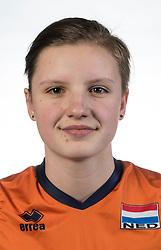 17-03-2017 NED:  Reportage pre jeugd Oranje, Arnhem<br /> Hyke Lyklema