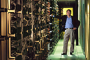 Sun Microsystems, Silicon Valley, California;.Computer server ranch for chip design, David Yen, executive Vice president, management, Model Released. (1999).