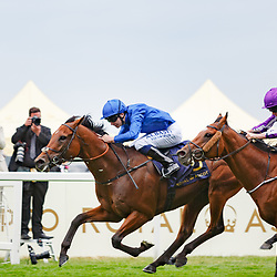 Benbatl (O. Murphy) wins The Hampton Court Stakes Gr.3, Royal Ascot 22/06/2017, photo: Zuzanna Lupa / Racingfotos.com