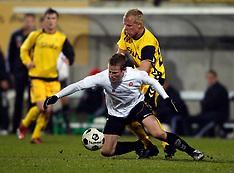 20090301 AC Horsens - AAB SAS Liga fodbold