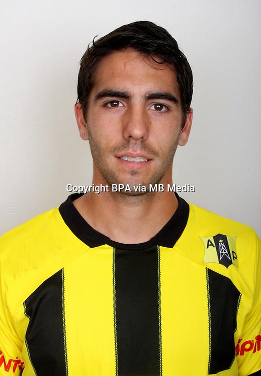 Colombia League - Postobom Liga 2014-2015 -<br /> Corporacion Deportiva Alianza Petrolera - Colombia / <br /> Miguel Alba