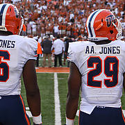 Aaron and Alvin Jones, UTEP vs UT