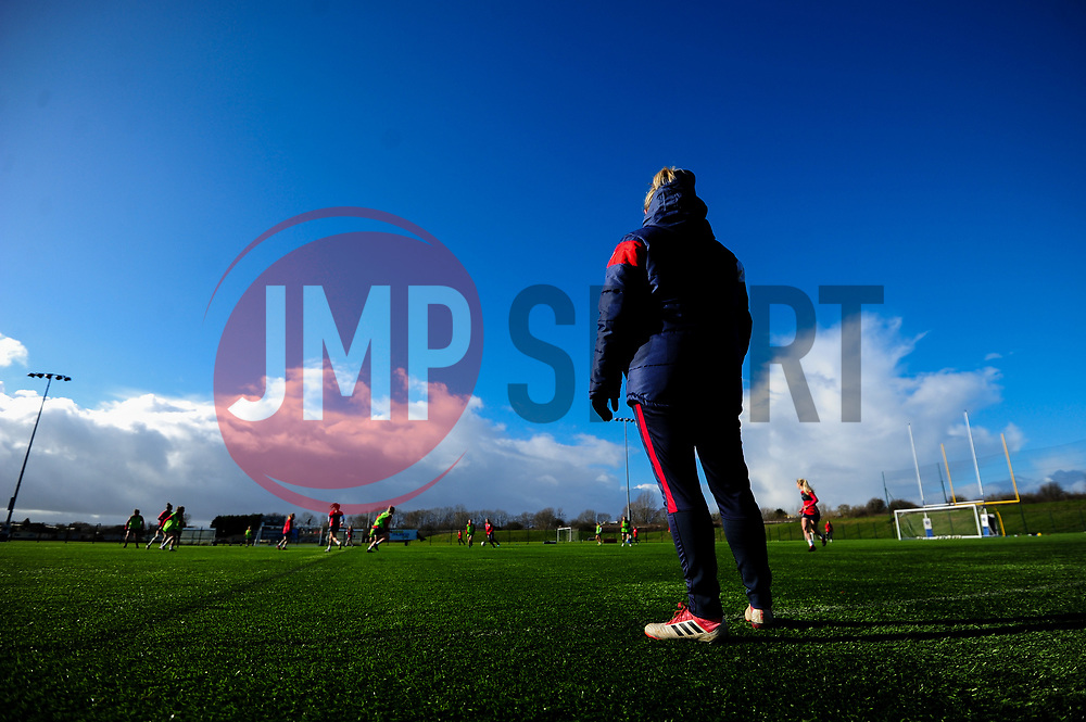 Tanya Oxtoby - Ryan Hiscott/JMP - 07/02/2019 - SPORT - Stoke Gifford Stadium - Bristol, England - Bristol City Women Training