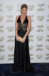 Hofit Golan attends The Chain Of Hope Ball at The Grosvenor House Hotel on Friday 21st November 2014