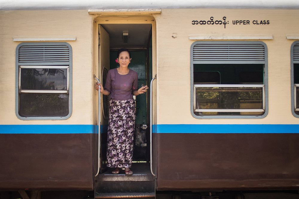Upper Class | Hsipaw, Myanmar
