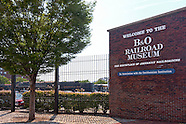 B & O Railroad Museum South Car Shop Rehab Photography