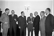 21/09/1963<br /> 09/21/1963<br /> 21 September 1963<br /> Ranks Ireland (Sales) Limited, Sales Conference and Luncheon at the Shelbourne Hotel, Dublin.