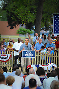 Health care, creating jobs, and rebuilding the middle class were the subjects of Thursday's rally for Barack Obama in Parma, Ohio.