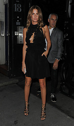 Millie Mackintosh attends LFW s/s 2016: PPQ  catwalk show at The Vinyl Factory during London Fashion Week. London, UK. 18/09/2015<br />BYLINE MUST READ : GOTCHAIMAGES.COM<br /><br />Copyright by © Gotcha Images Ltd. All rights reserved.<br />Usage of this image is conditional upon the acceptance <br />of Gotcha Images Ltd, terms and conditions available at<br />www.gotchaimages.com