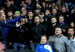 Wael Al-Qadi president of Bristol Rovers FC watches his sides draw against Milton Keynes Dons - Mandatory by-line: Robbie Stephenson/JMP - 18/10/2016 - FOOTBALL - Stadium MK - Milton Keynes, England - Milton Keynes Dons v Bristol Rovers - Sky Bet League One