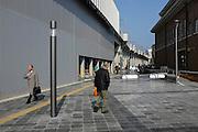 Street scene, Nara, Japan
