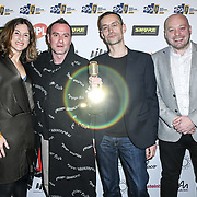 Remixer of the year Winner Unkle of The Music Producers Guild Awards at Grosvenor House, Park Lane, on 27th February 2020, London, UK.