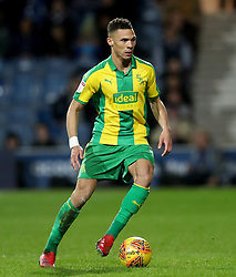 West Bromwich Albion's Kieran Gibbs in action during the Sky Bet Championship match at Loftus Road, London.