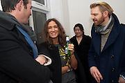 LULU KENNEDY, Miss Jumbo  Savaloy Situation.  Sara Lucas. Sadie Coles, 4 New Burlington Place. London.  15 February 2012