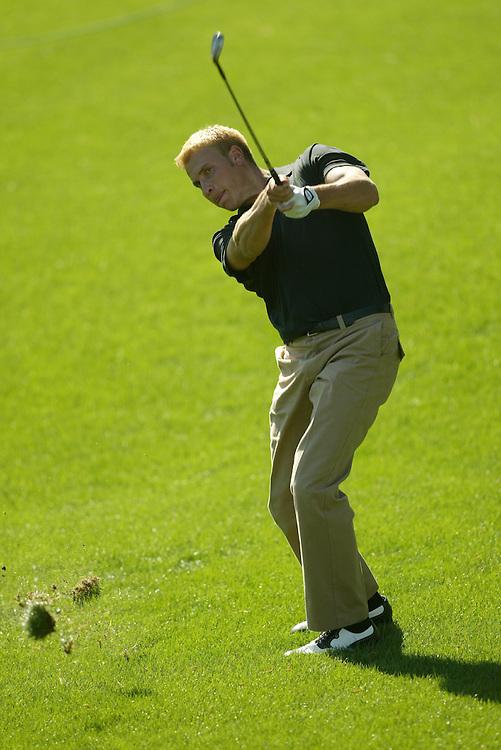 MASTERS '03..SATURDAY - APRIL 12, 2003..AUGUSTA, GA...DARREN CARROLL