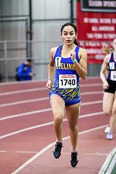 womens 800 meters, heat 10 Tamu-Kingsville<br /> BU John Terrier Classic <br /> Indoor Track & Field Meet