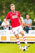 UITGEEST - 09-07-2016, AZ - FC Volendam, Complex FC Uitgeest, AZ speler Rens van Eijden
