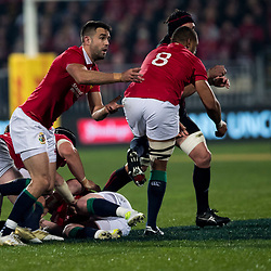 Conor Murray during game 3 of the British and Irish Lions 2017 Tour of New Zealand,The match between  Crusaders and British and Irish Lions, AMI Stadium, Christchurch, Saturday 10th June 2017<br /> (Photo by Kevin Booth Steve Haag Sports)<br /> <br /> Images for social media must have consent from Steve Haag