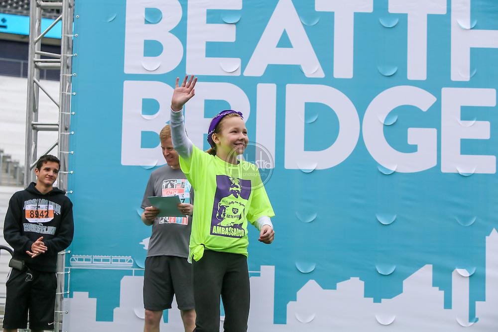 33rd Annual Nordstrom Beat the Bridge Run Ambassadors.