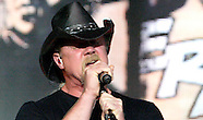 2011 - Trace Adkins / Brett Eldredge concert at the Fraze Pavilion in Kettering
