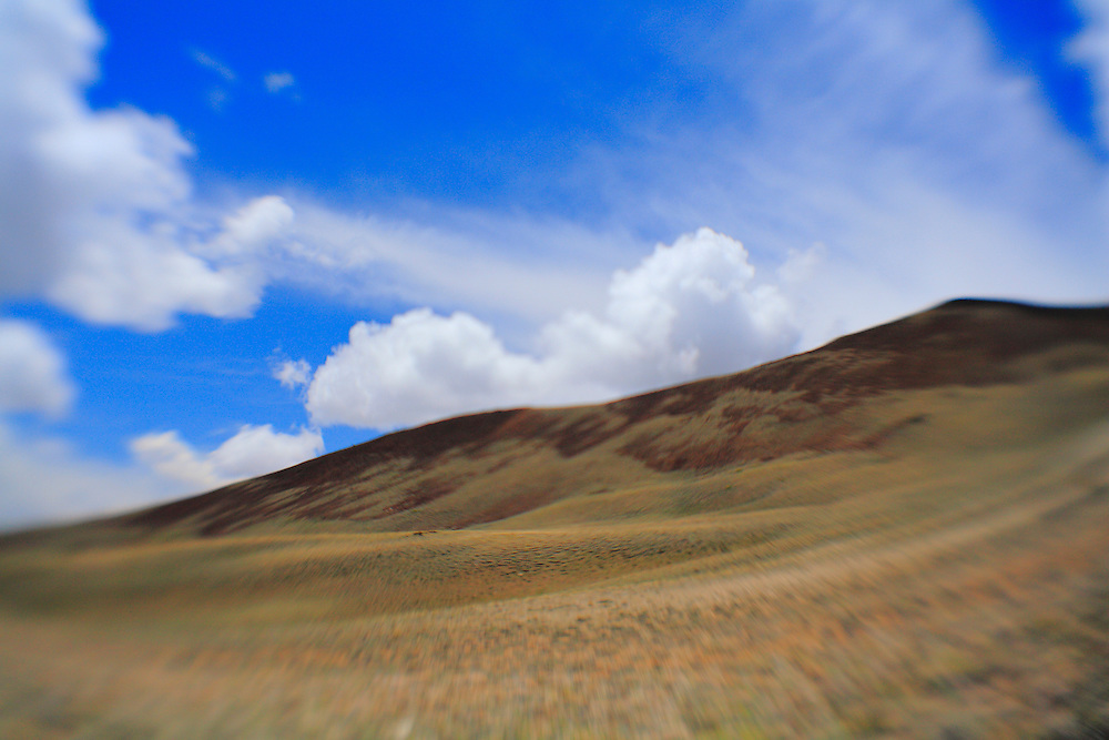 White Mountains - Lensbaby