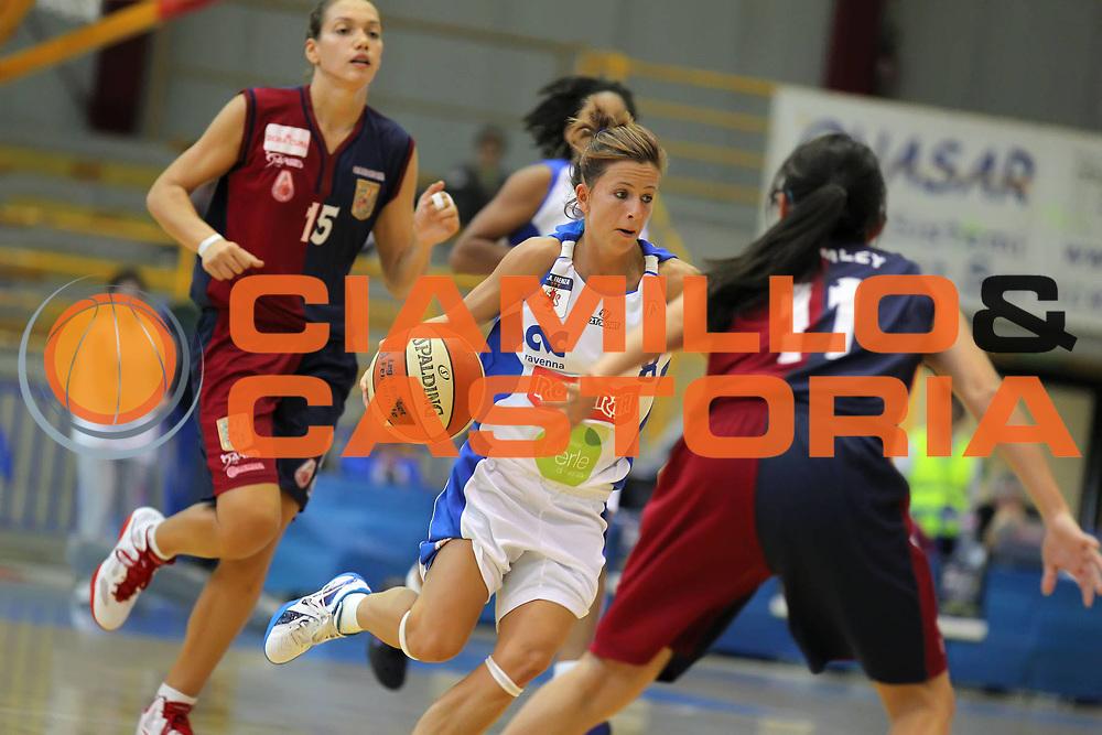 DESCRIZIONE : Cervia Lega A1 Femminile 2011-12 Opening Day 2011 Club Atletico Faenza CUS Cagliari<br /> GIOCATORE : Marija Eric<br /> SQUADRA : Club Atletico Faenza <br /> EVENTO : Campionato Lega A1 Femminile 2011-2012 <br /> GARA : Club Atletico Faenza CUS Cagliari<br /> DATA : 16/10/2011 <br /> CATEGORIA : <br /> SPORT : Pallacanestro <br /> AUTORE : Agenzia Ciamillo-Castoria/ElioCastoria<br /> Galleria : Lega Basket Femminile 2011-2012 <br /> Fotonotizia : Cervia Lega A1 Femminile 2011-12 Opening Day 2011 Club Atletico Faenza CUS Cagliari<br /> Predefinita :
