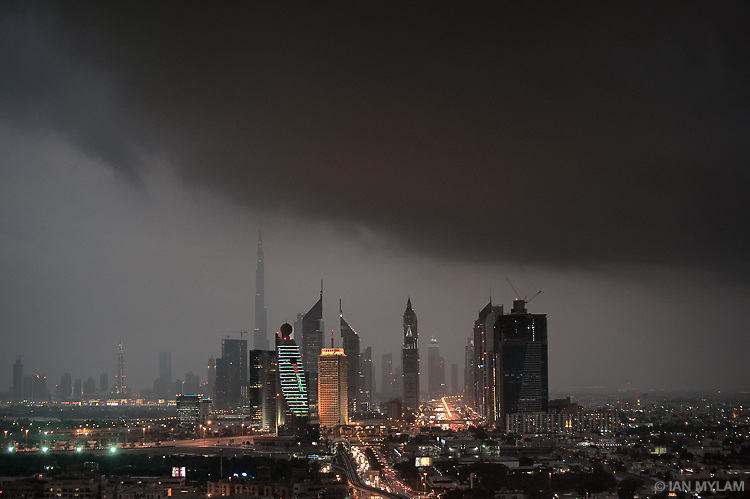 Dubai from the Roof #2