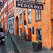 Gråbrødretorv, Copenhagen