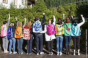 Sarah Buster Brooks, Sarah Lassez, Tracy Metro, Alison Deyette, Daysun Perkins, Terri Barnes, Rebecca Anderson, Gia Mora, Amy Tierney