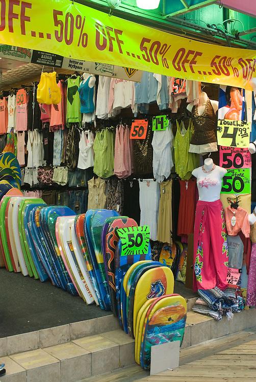Ocean City souvenir stand