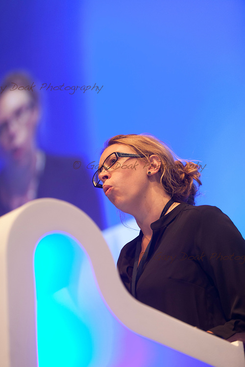 Susie Bayley<br /> BMA LMC's Conference<br /> EICC, Edinburgh<br /> <br /> 18th May 2017<br /> <br /> Picture by Gary Doak