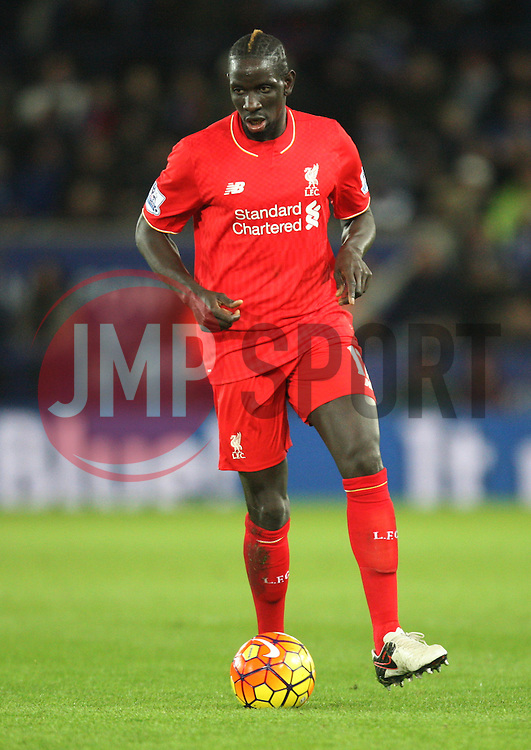 Mamadou Sakho of Liverpool in action - Mandatory byline: Jack Phillips/JMP - 02/02/2016 - FOOTBALL - King Power Stadium - Leicester, England - Leicester City v Liverpool - Barclays Premier League