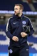 Brighton and Hove Albion v Crystal Palace - 28 Nov 2017