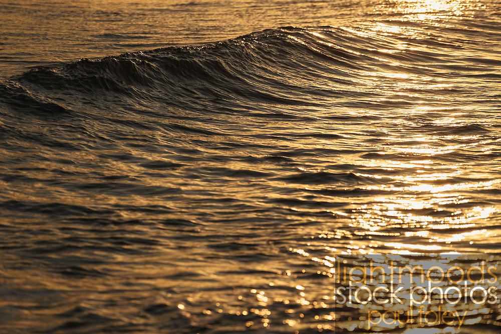 Sunset at Gerroa, NSW, Australia