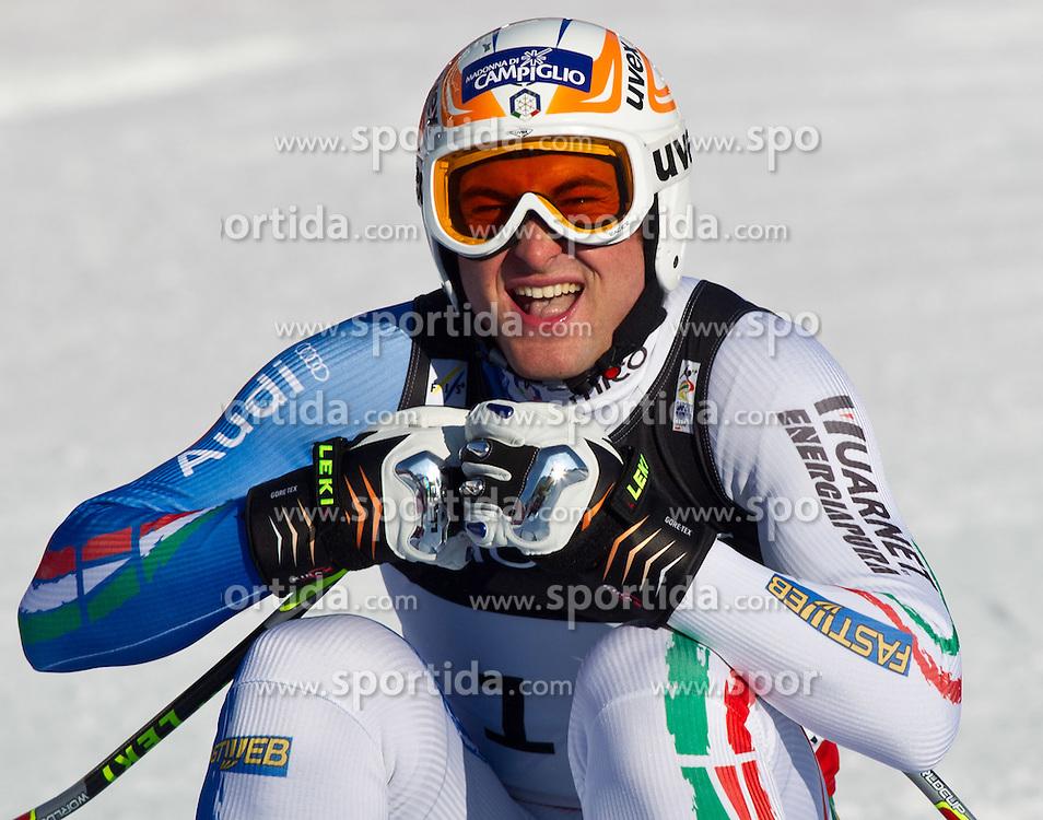 14.02.2011, Kandahar, Garmisch Partenkirchen, GER, FIS Alpin Ski WM 2011, GAP, Herren, Super Combination, im Bild Paolo Pangrazzi (ITA) // Paolo Pangrazzi (ITA)  during Supercombi Men Fis Alpine Ski World Championships in Garmisch Partenkirchen, Germany on 14/2/2011. EXPA Pictures © 2011, PhotoCredit: EXPA/ J. Groder