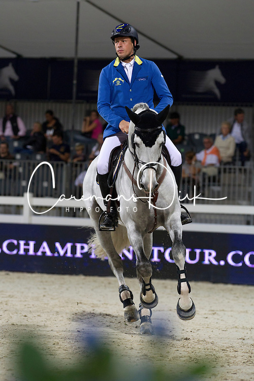 Ahlmann Christian (GER) - Asca Z<br /> Final Global Champions Tour - Abu Dhabi 2012<br /> &copy; Hippo Foto - Cindy Voss