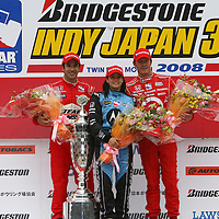 2008 INDYCAR RACING JAPAN