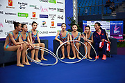 China Group at World Cup of Pesaro 2017.